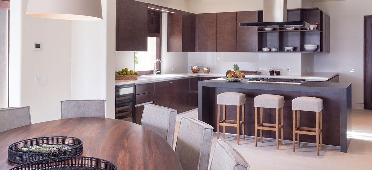 villa estrella kitchen