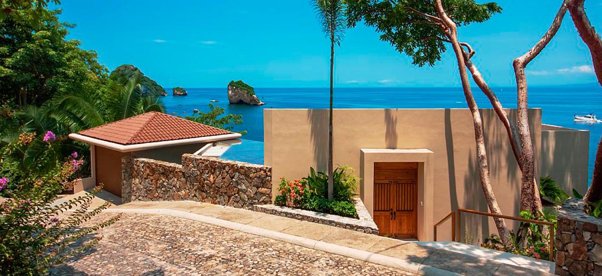villa kismet door