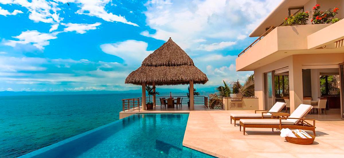 villa kismet pool 2