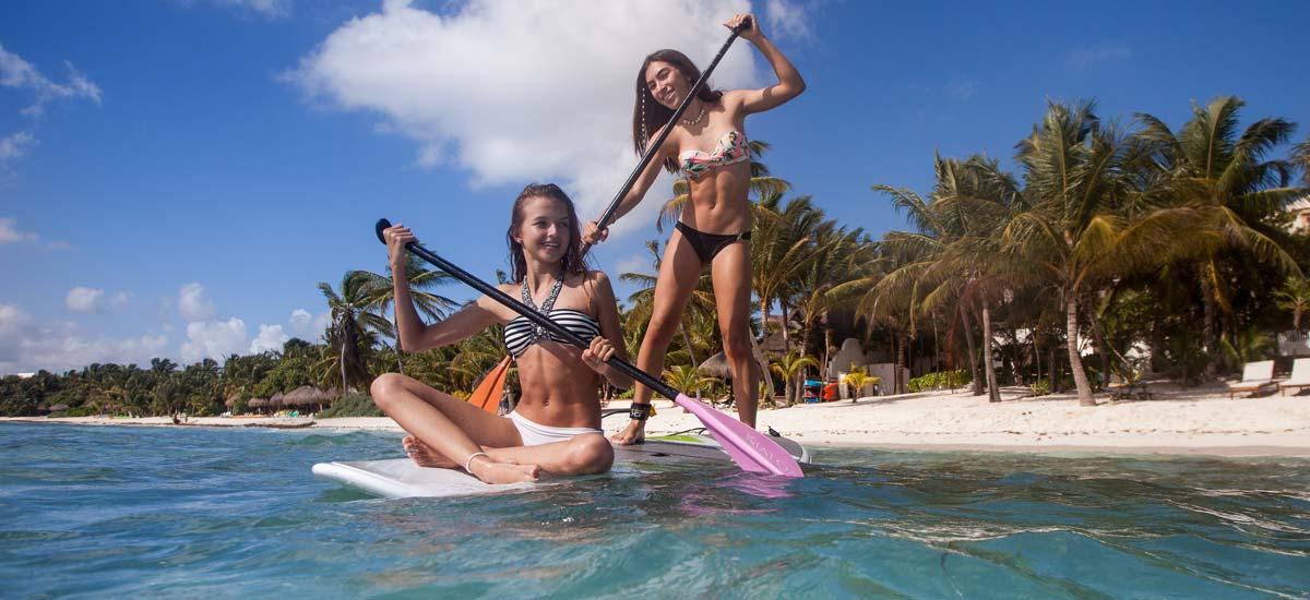 villa la semilla kayaking