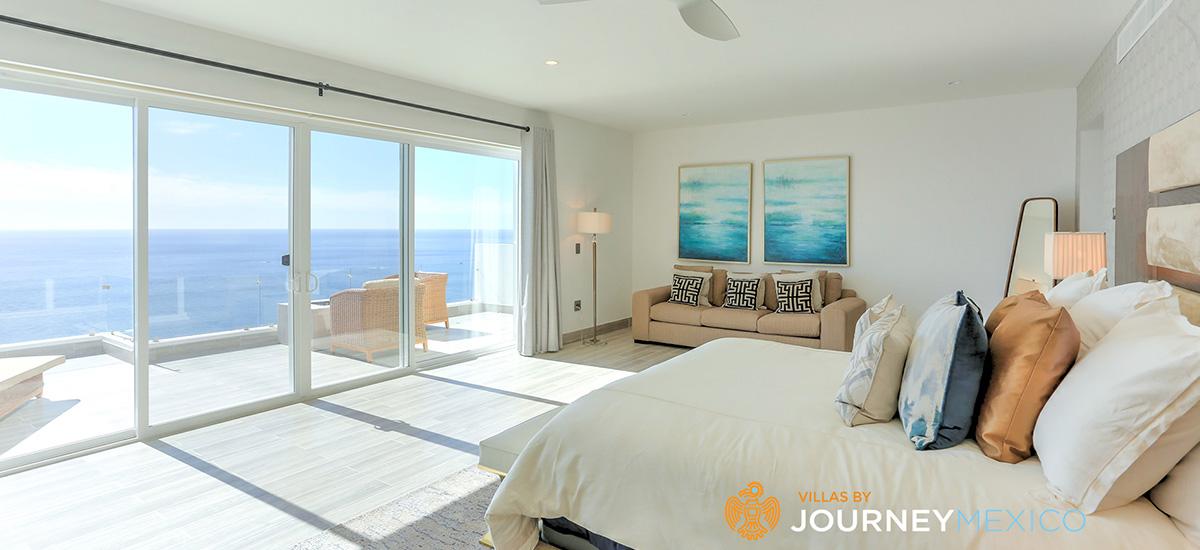villa lands end bedroom