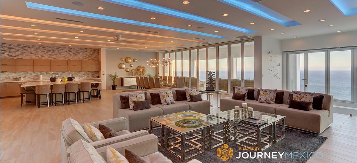 villa lands end living room 3