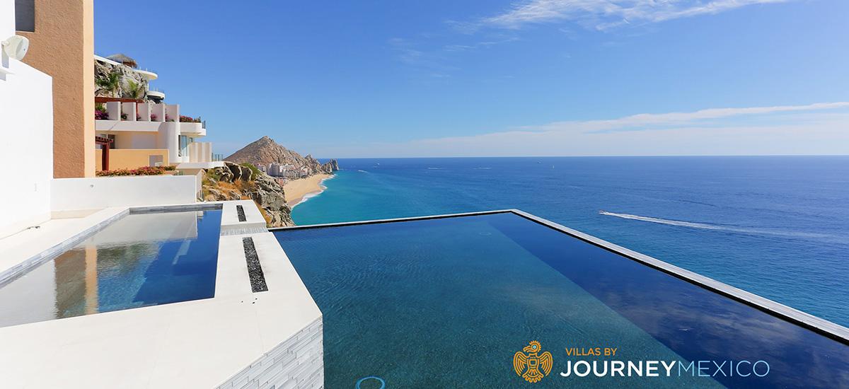 villa lands end pool