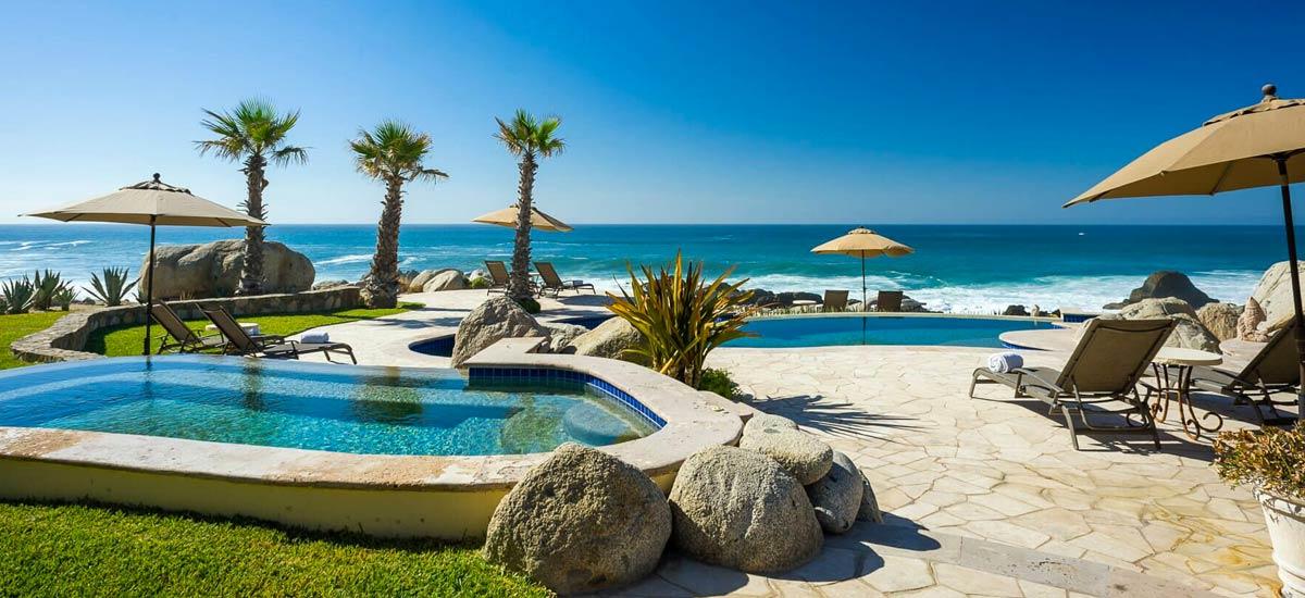 Villa Las Arenas 104 ocean front villa