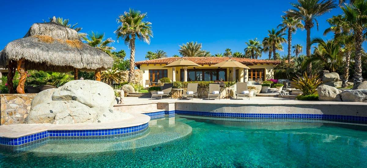 Villa Las Arenas 104 pool