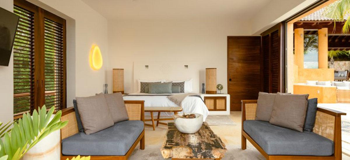 Villa Las Palmas 36 Bedroom Floor