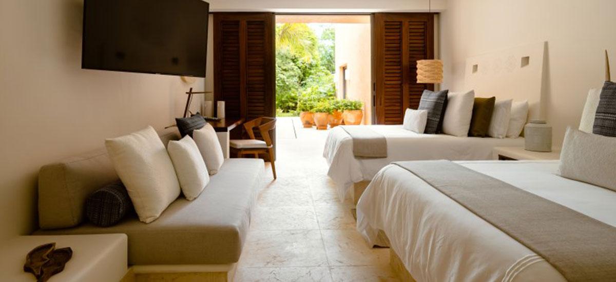 Villa Las Palmas 36 Entrance Room 1