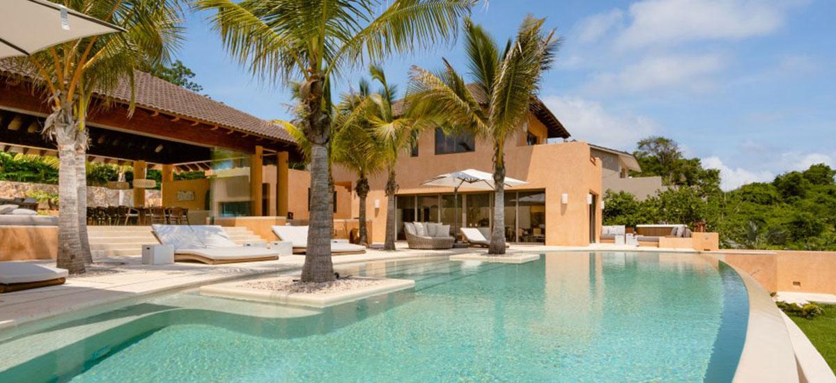 Villa Las Palmas 36 Infinity Pool
