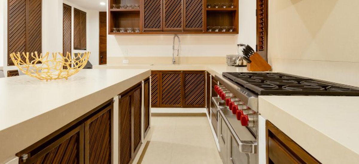 Villa Las Palmas 36 Kitchen