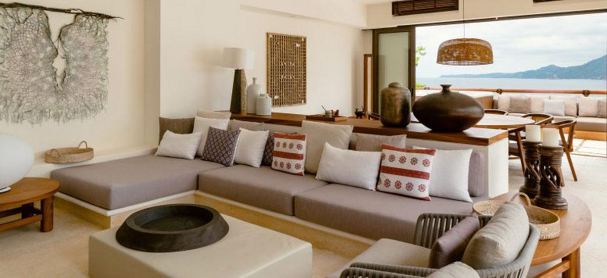 Villa Las Palmas 36 Living Room Principal