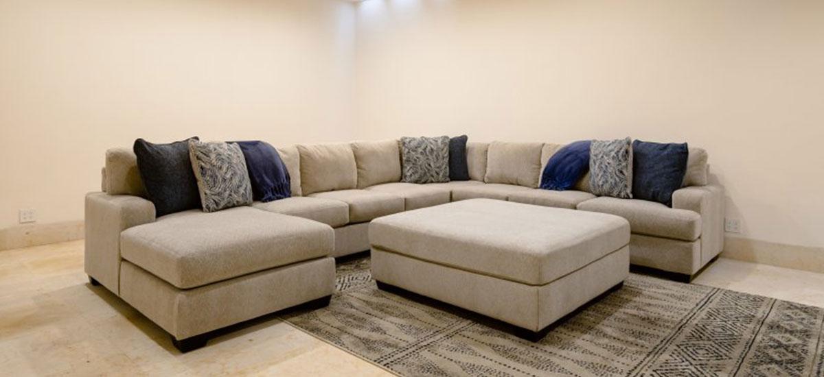 Villa Las Palmas 36 Living Room