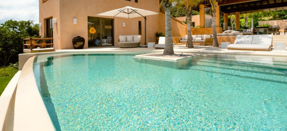 Villa Las Palmas 36 Only Pool