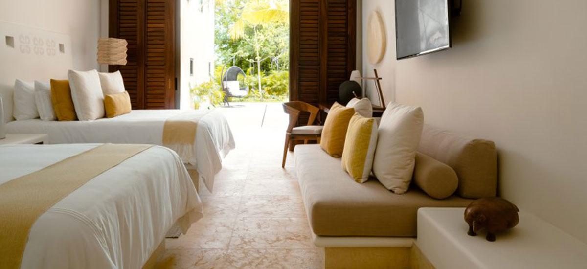 Villa Las Palmas 36 Room 3 Entrance