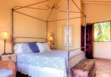 Villa Las Puertas Bedroom