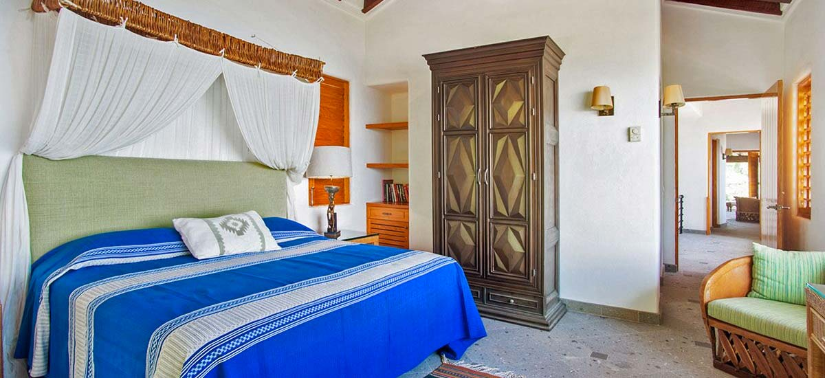 villa lucia single bedroom 2
