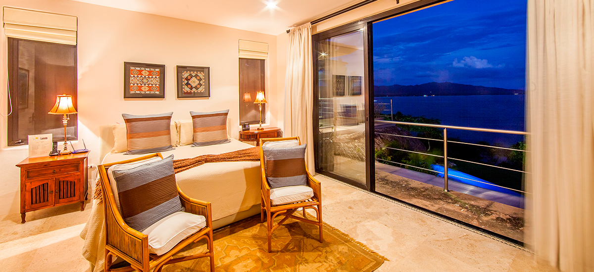 villa lunada bedroom
