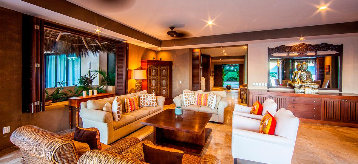 villa lunada living room 3