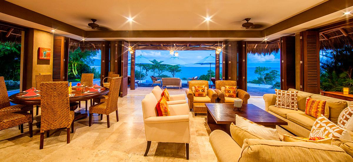 villa lunada living room 4