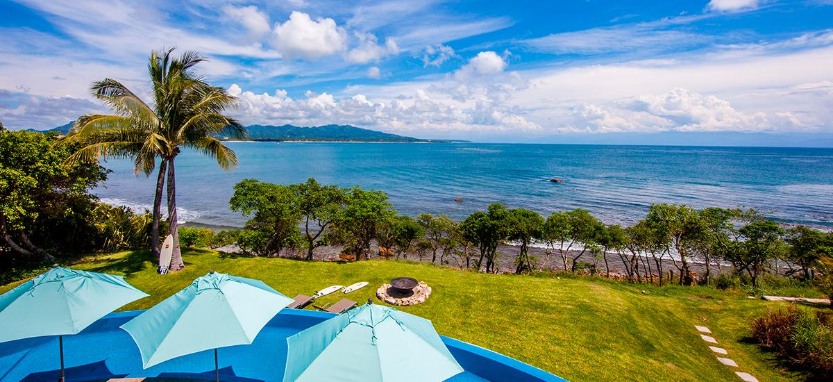 villa lunada view