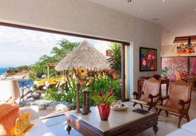 Villa Rental in Puerto Vallarta - Villa Mandarina