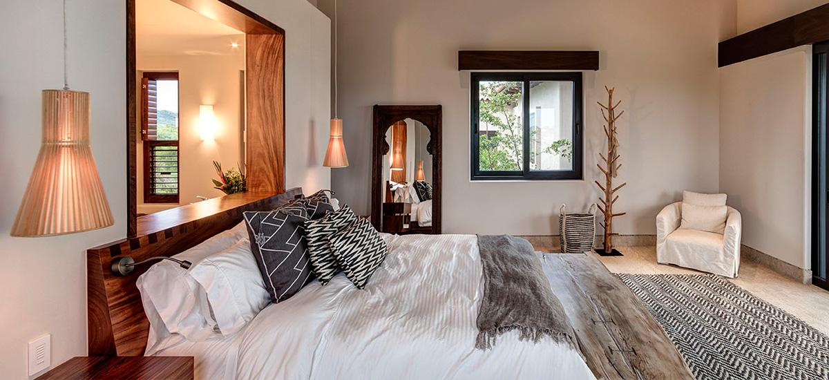 villa marlago bedroom
