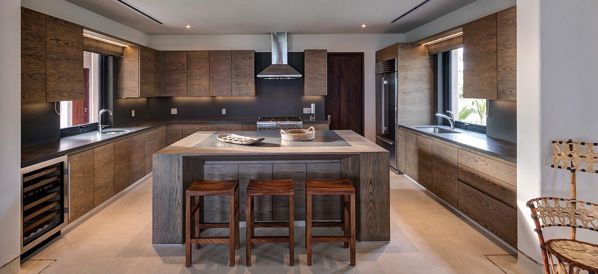 villa marlago kitchen
