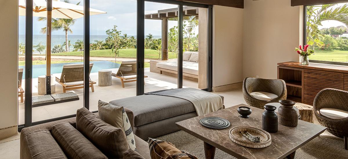 villa marlago living room 3