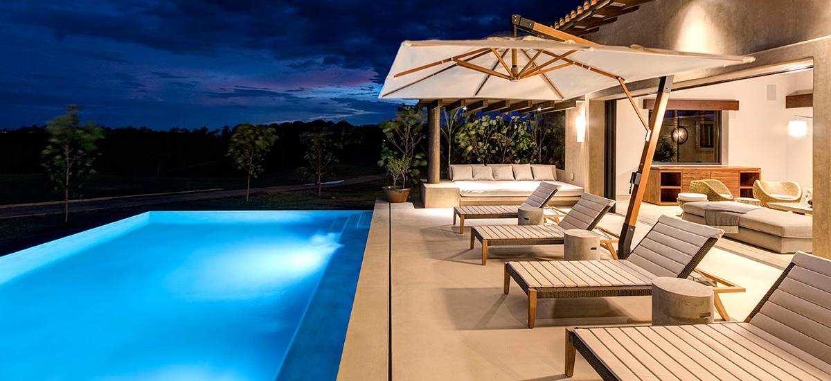 villa marlago sky pool