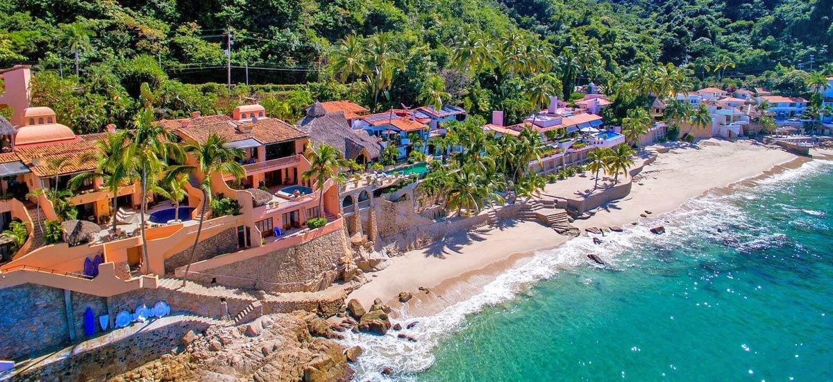 villa mc fuego beach front villa
