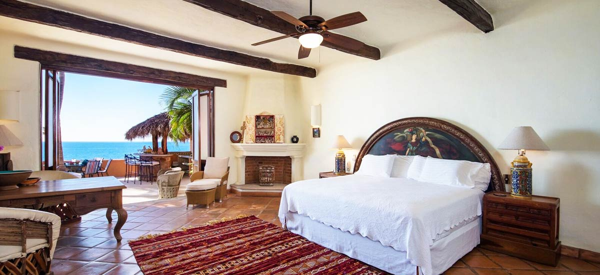 villa mc fuego bedroom
