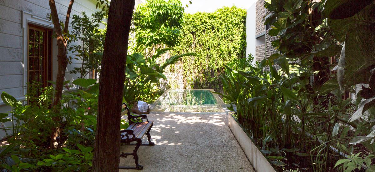villa montejo pool