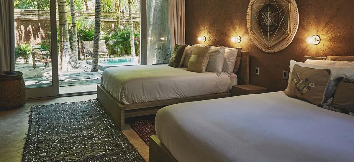 villa nomade bedroom 3