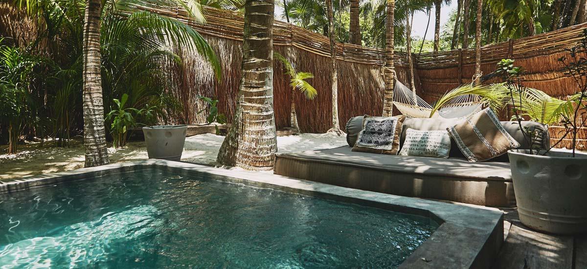 villa nomade pool 3