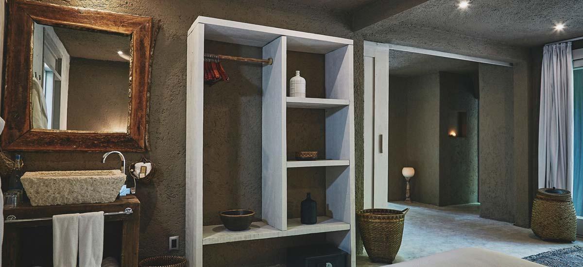 villa nomade room