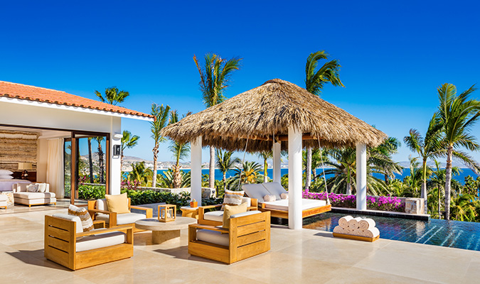Villa One in Cabo