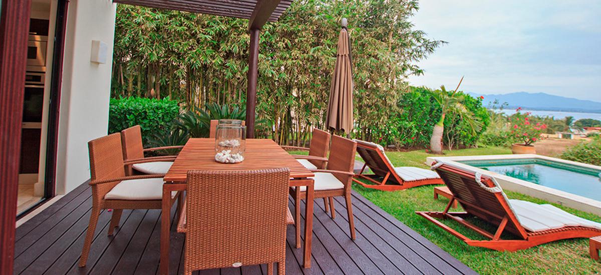 villa onix garden