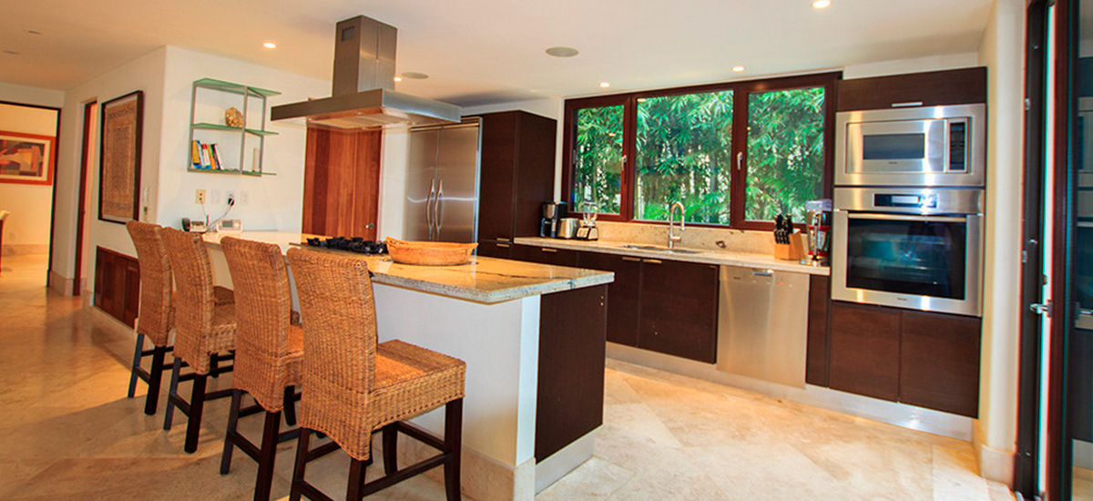 villa onix kitchen 2