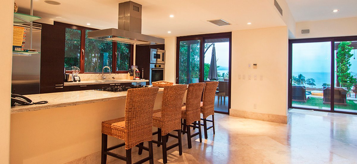 villa onix kitchen 3