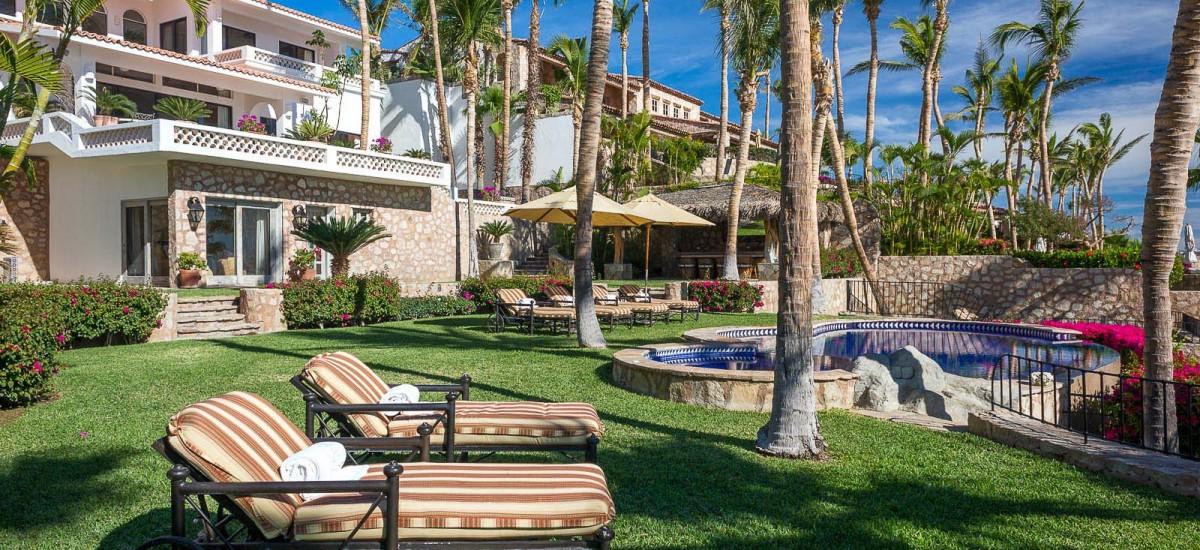 villa pacifica palmilla garden