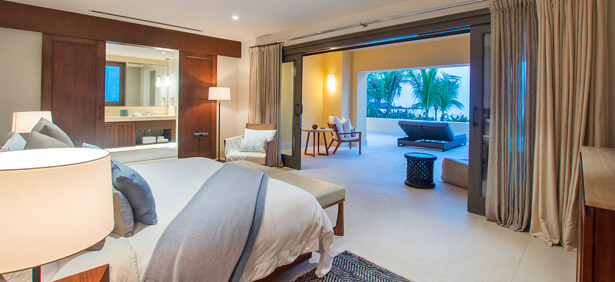 villa pacifico bedroom 4