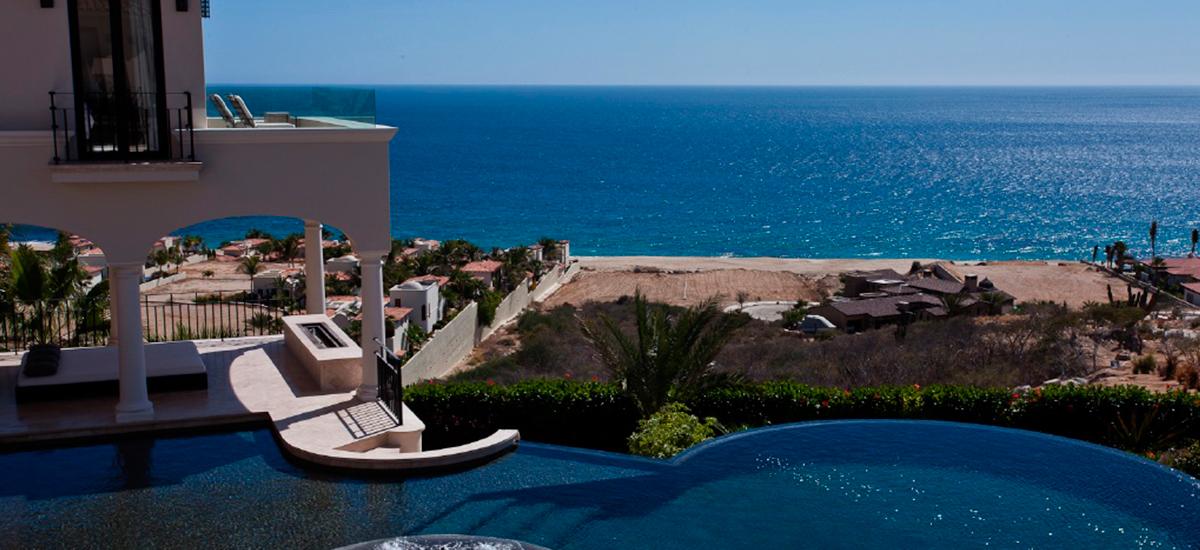 villa paradiso perduto beach view