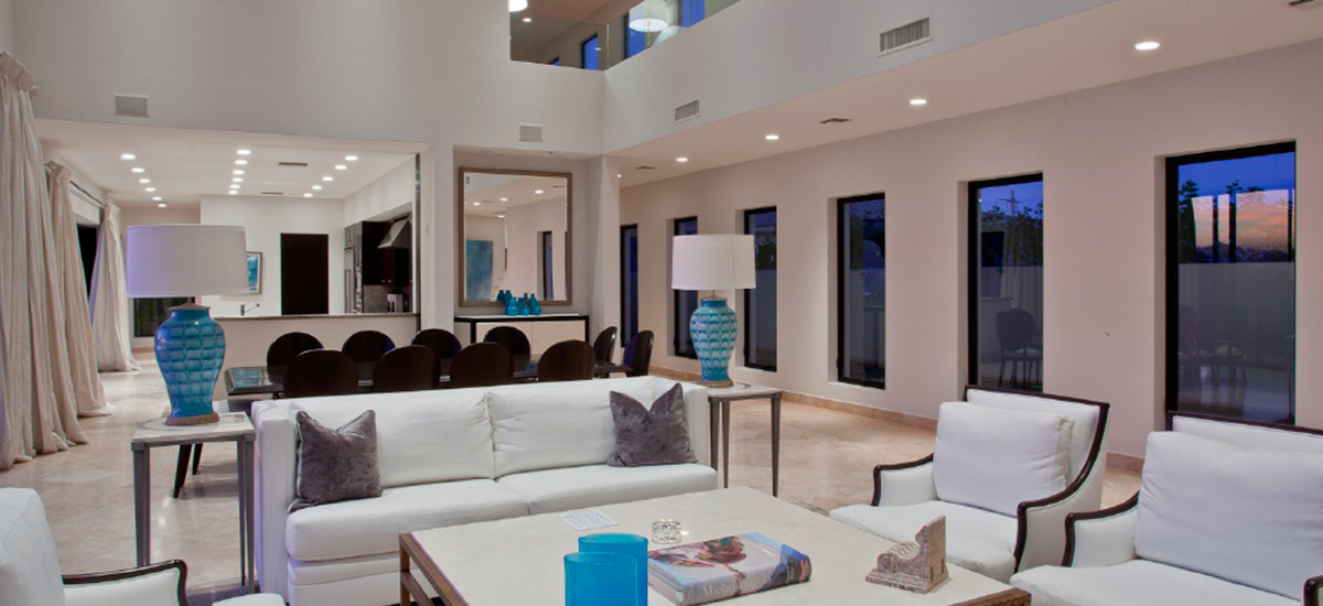 villa paradiso perduto living room