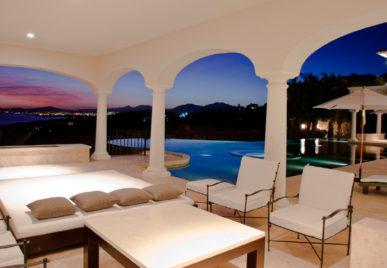 Villa Paradiso Perduto outdor living