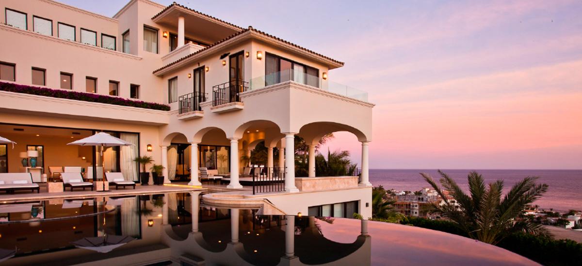 villa paradiso perduto ocean view