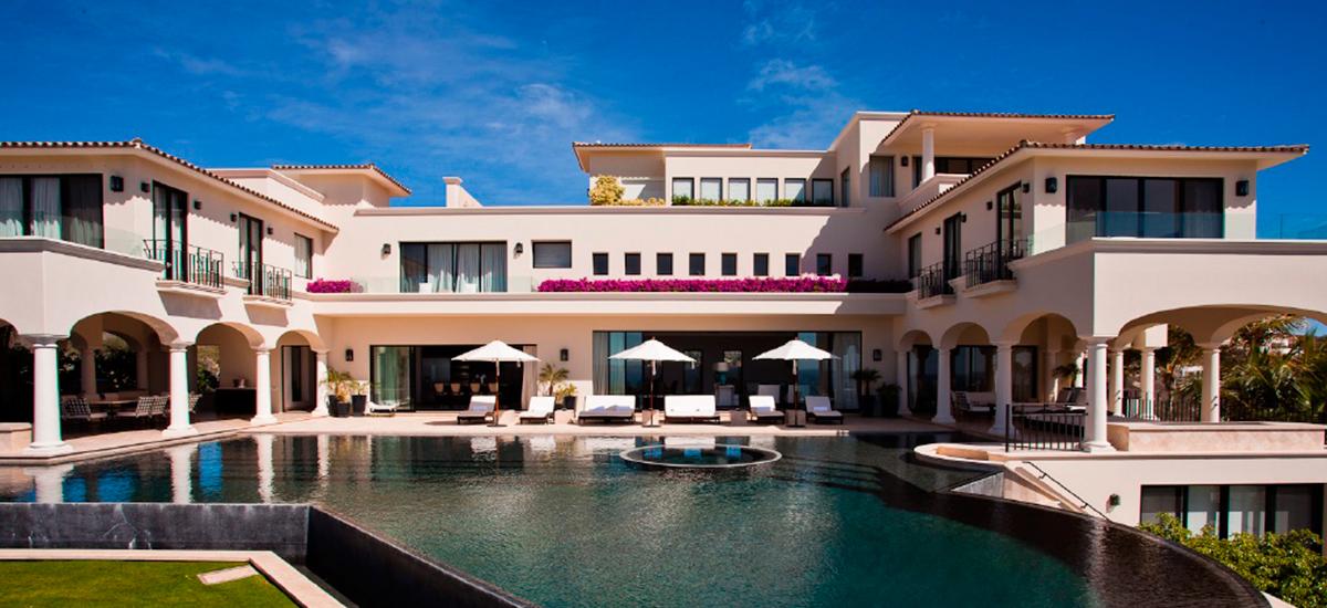 villa paradiso perduto villa pool