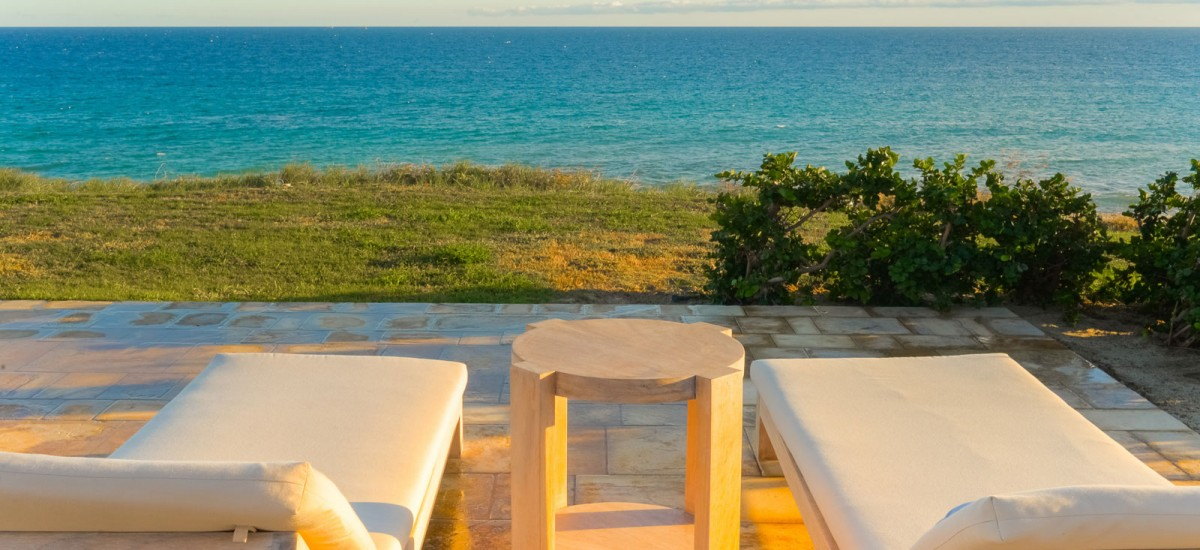 villa piedra blanca beachfront