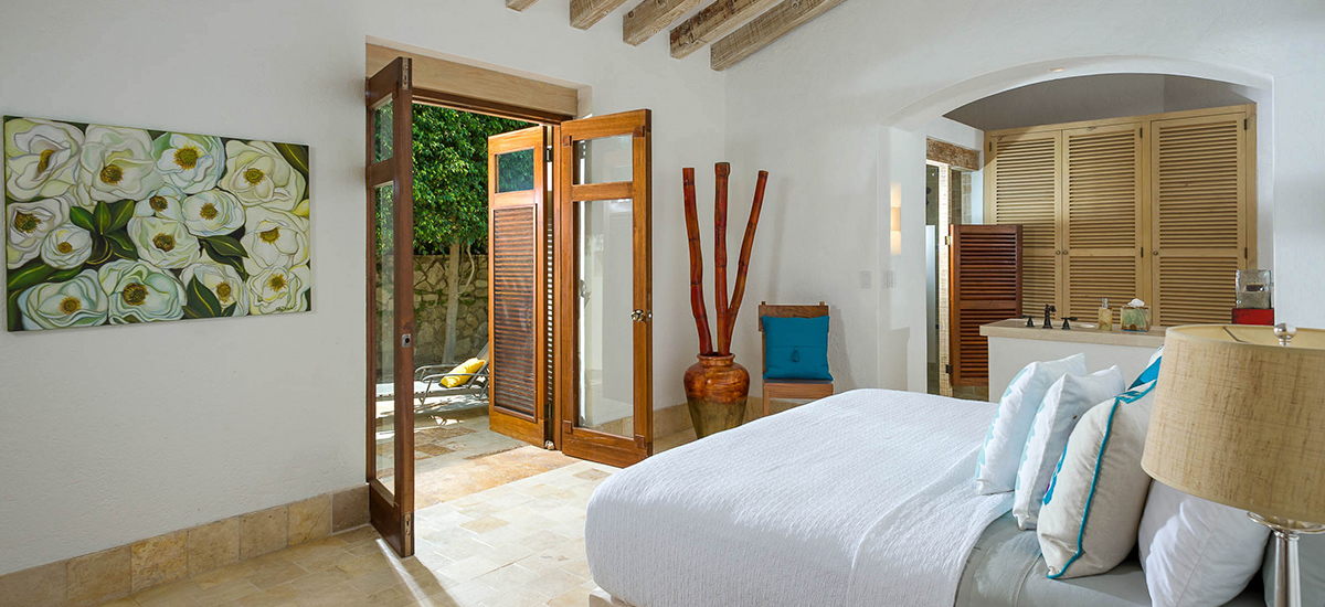 villa piedra blanca bedroom 1