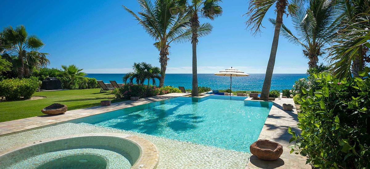 villa piedra blanca pool 6