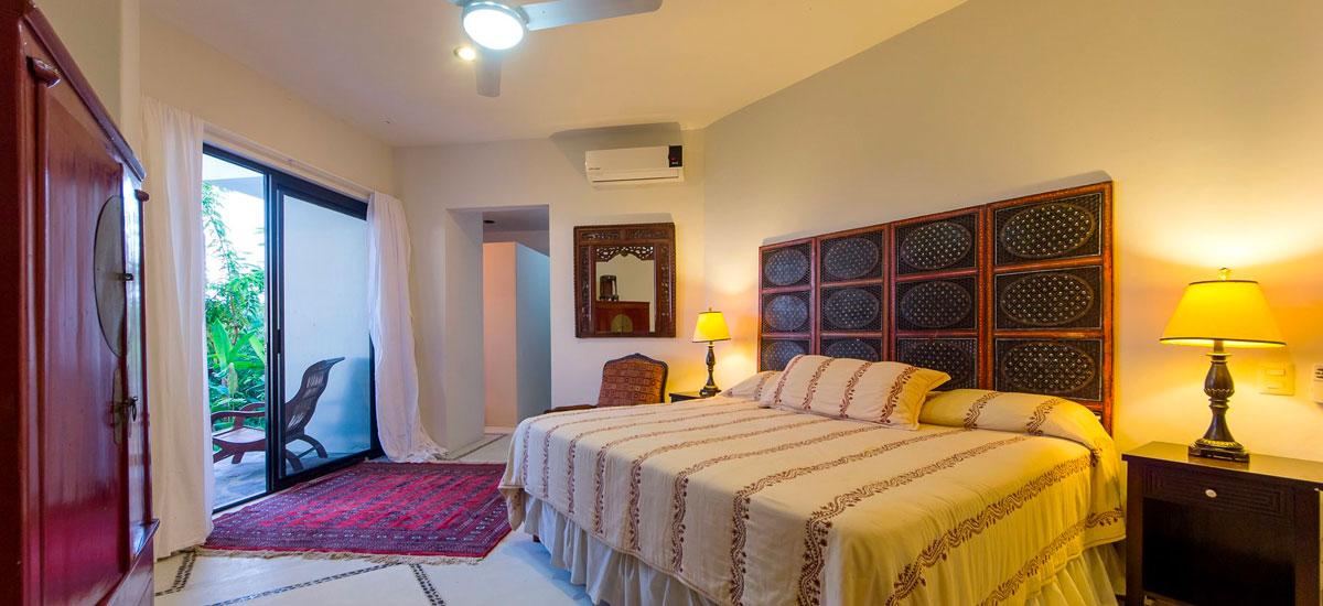 villa punta del cielo bedroom 2