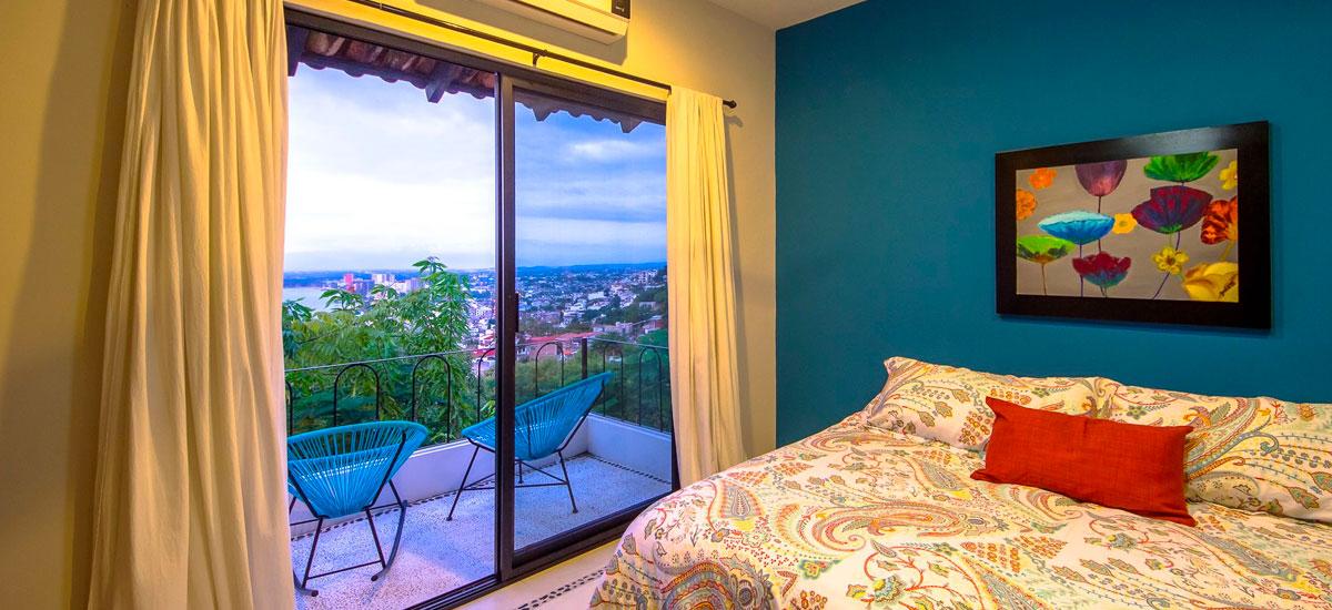 villa punta del cielo bedroom 4